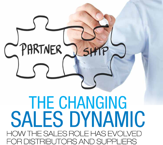 Changing sales dynamic