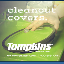 Tompkins cleanout covers