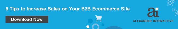 8 tips to increase sales on your B2B ecommerce site