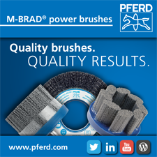 PFERD M-BRAD power brushes