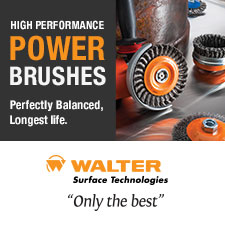 High performance power brushes