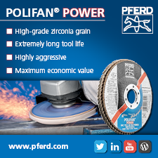 PFERD POLIFAN POWER