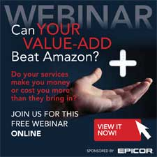 Webinar: Can your value-add beat Amazon?