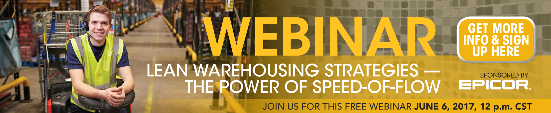 Learn Warehousing Strategies webinar