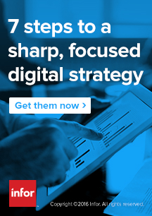 Seven steps to a sharp, focused digital strategy