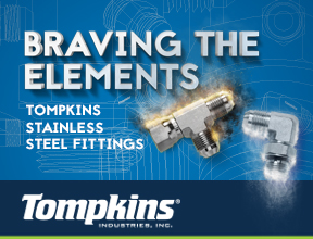Tompkins Stainless Steel Fittings