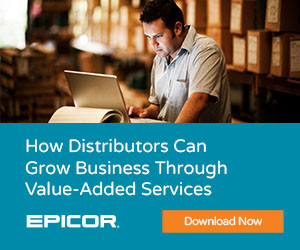 Adding value to your distribution business