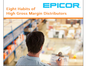 Eight habits of high gross margin distributors