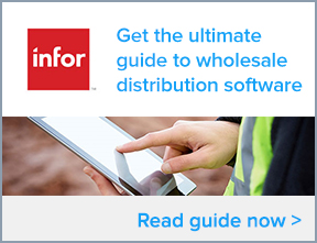 Infor - ultimate guide to wholesale distribution software