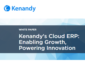 Kenandy's Cloud ERP