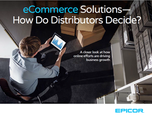Epicor B2B eCommerce Solution